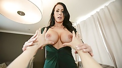 MYLF - Hot Stepmom Lets Me Grab Her Tits
