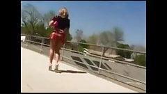 TROC Loves Spying Legs Walking