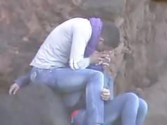 Beurette algerienne se regale sur une bite de khel - 1 4