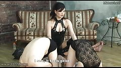 Japanese Femdom Submission Facesitting and Humiliation