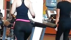 Voyeur Juicy Gym Booty