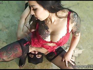 Japanese Mistress Youko Facesitting and Handjob