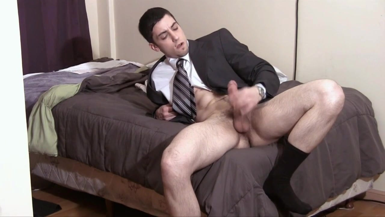 suit socks gay porn