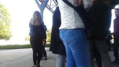 jeans girl  sexy mature