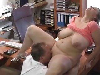 Sexy German Bbw Gets Fucked At Job Interview