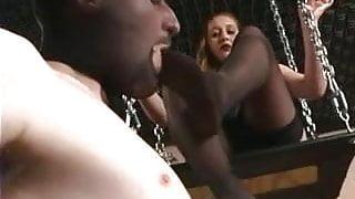 Miss Amber - Foot Slave
