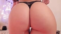 She pulls down her Lingerie for a Quickie - Part 01