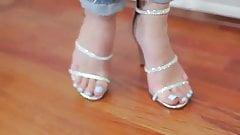 Sexy feet and heels 1
