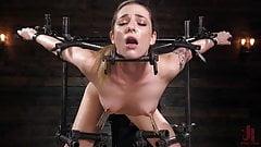 Dahlia Suffers in Extreme Bondage