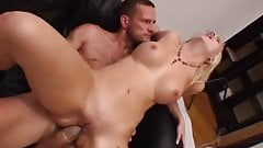 Angell Summers - French anal casting