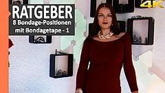 BDSM-Advisor: Bondagetape - Bondage for Beginner (Part 1-3)