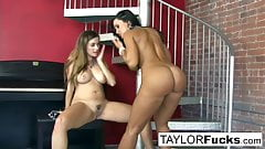 Taylor Vixen Gets Naughty With Lisa Ann