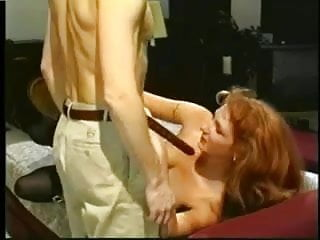 From Her Hairy Redhead Cunt To Her Freckled Asshole