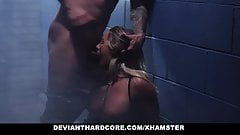 DeviantHardcore - Hot Dom Cali Carter Fucked Hardcore