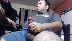 Me JAcking off for you