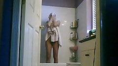 hidden shower