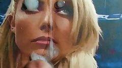 WWE Alexa Bliss Cum Tribute 54