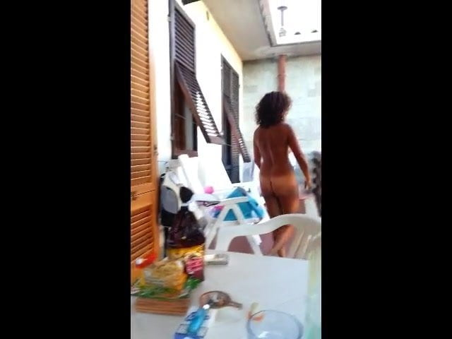 Wife Nude On Balcony 2, Free Xxx 2 Porn Video B0 Xhamster-5839