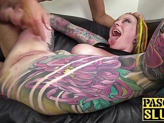 sorry, amateur tgirl has her cum licked up with you