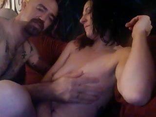 i love when he sucks my nipples