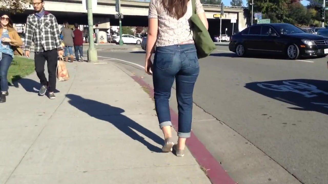 Писать в джинсы девушки — pic 6