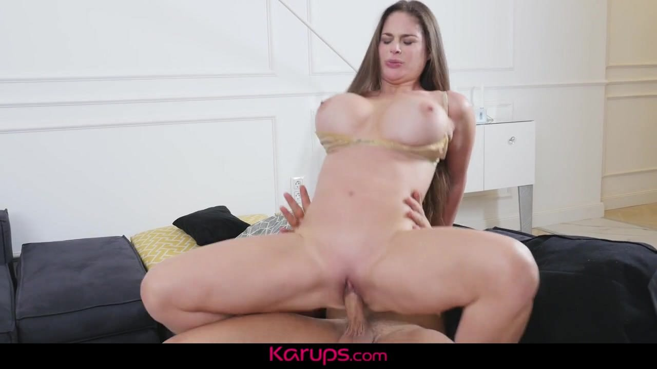 karups - cougar cathy heaven bangs her neighbor silly
