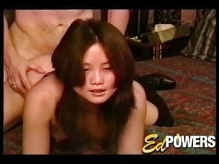 dana gets screwed in pile driver position by a wrestler