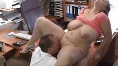 Hot BBW with Very Big Saggy Tits Need This Job