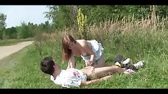 Teen Fuck Outdoor