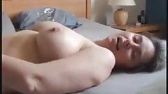 Busty Mature Masturbating