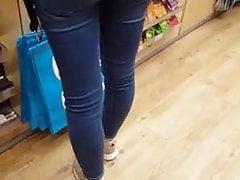 co-op jeans ass