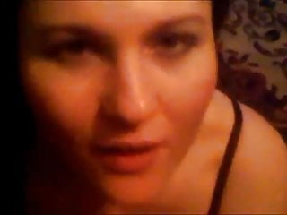 Dirty Fat Pig get sucked, fucked and dommed by BABE Part 1
