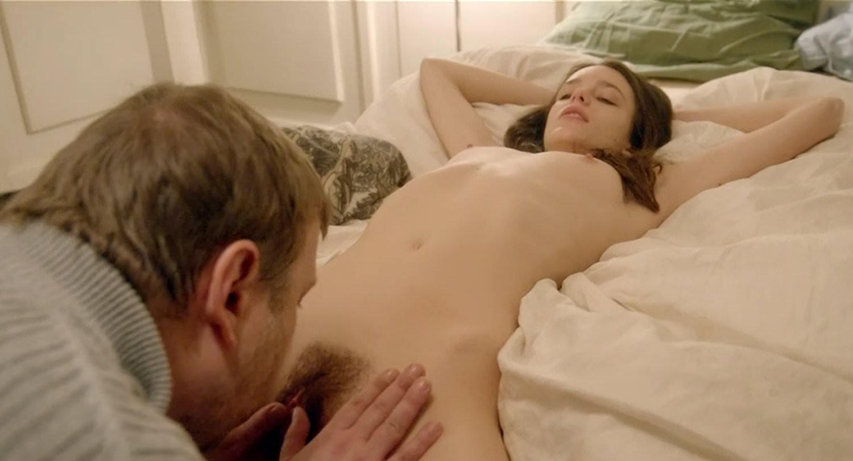 секс сцены звезд кунилингус своей
