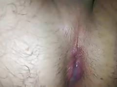 SLOW MOTION ANAL CREAMPIE!