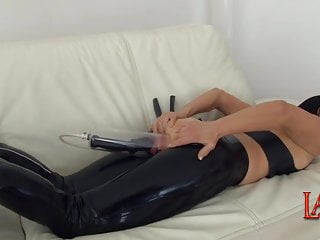 Latex textheight - Anal pumping and ass fucking