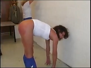 Caning good position