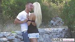 Babes - Elegant Anal - Deep in the Valley starring Matt Ice