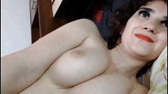 big tits italian milf