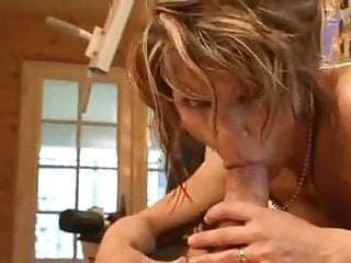 Mature woman and young man - 8