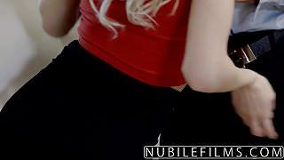 NubileFilms - Tiny Hot Real Estate Agent Fucks Client