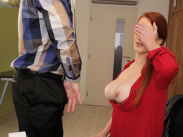 LOAN4K. Busty redhead pays with sex for development of her..