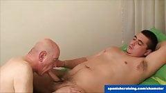 Str8 chubby fucking a daddy