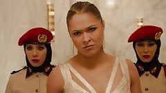 Michelle Rodriguez, Ronda Rousey - Fast and Furious 7