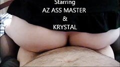 Sissy Krystal gets fucked.