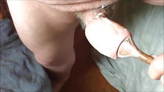 Another eight videos - foreskin with spoon