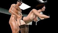 sorte twink sex videoer