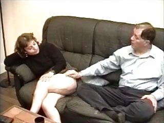 Fist et sodomie avec une vieille libertine poilue