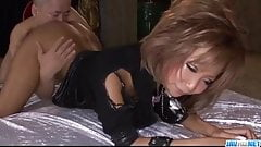 Riku Hinano likes having hardcore sex on cam