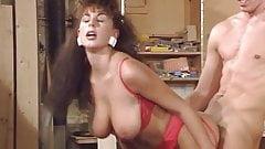 13.1 (pre-boob-job) mmf anal