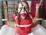 Reagan Lush Tied Up and Angry